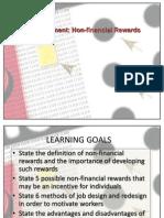 Hr Non Financial Rewards