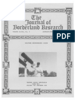 Journal of Borderland Research - Vol XLIII, No 1, January-February 1987