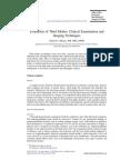 evaluation of third molars