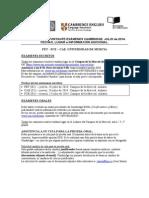 Cambridge Julio 2014 Umu_información Importante
