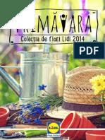 Catalog Flori 2014