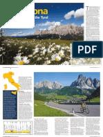 Bicycling Australia Maratona Dles Dolomites Brevet Cycling Holidays Review September 2014