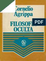 LOS TRES LIBROS DE LA FILOSOFIA OCULTA DE CORNELIUS AGRIPPA