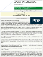 B.O.P. de Badajoz - Anuncio 04590:2014 Del Boletín Nº. 137 - Diputación de Badajoz