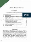 Microbial Growth Chemostat