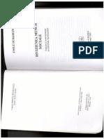 Durkheim- Diviziunea Muncii Sociale (Cap1-3)