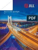 Jll Report Romania, Back in the Spotlight 2014