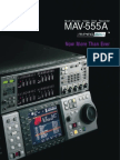 Mav 555 a Complete