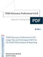 TEMs Discovery Training Session