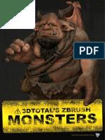 3Dtotal.com Ltd. - Zbrush Monsters (2011)