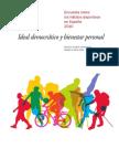 Encuesta Hábitos Deportivos 2010 ( Traer en Digital o Papel)
