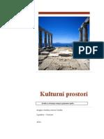 Kulturni Prostori - Gradja Za Pripremu Ispita Jun 2011