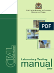 Tanzania_Laboratory Testing Manual (2000)
