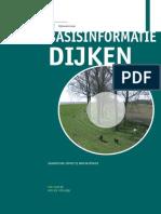 STOWA Basisinformatie Dijken. Handreiking Inspectie Waterkeringen.