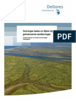 Groningse Kades en Dijken Bij Geinduceerde Aardbevingen. Globale analyse van sterkte en benodigde maatregelen.