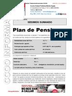Plan de Pensiones Tme Agosto