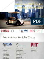 ADBTF14_F Autonomous Vehicles for Mobility on Demand