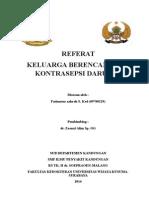Referat KB Dan KONDAR