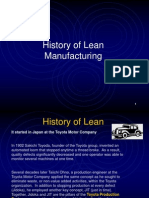 Lean Manufacturing Basics