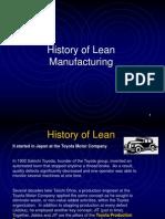 Lean Manufacturing Basics