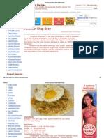 American Chop Suey _ Simple Indian Recipes