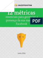 Métricas FB