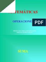 Los Cuatro Operaciones