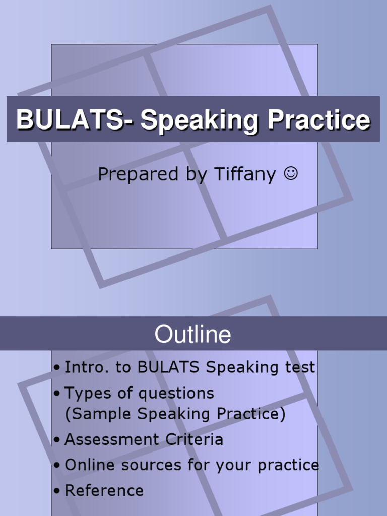 Bulats speaking test part 3 communicative activity worksheet.