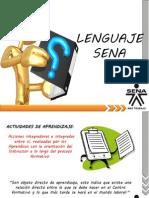 9. Lenguaje Sena