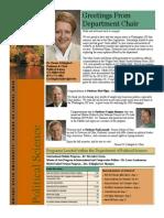 PLS Fall2014 Newsletter