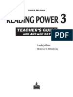 More Reading Power3 AK