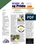 Yale Junior High Nov - Dec Newsletter[1]