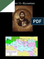 Byzantine Art Ch12