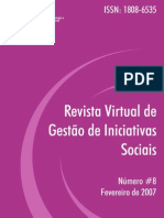 Revista Virtual de Gestão de Iniciativas Sociais