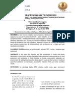 Enumeracion de Mohos y Levaduras[1]