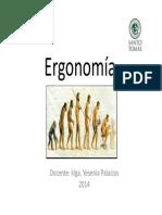Clase 1 de Ergonomía