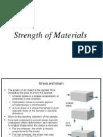 Strength of Material (Shrinked)