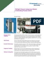 NI8 Analog Input Module.pdf