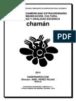"""Sabersinfin.com recibe el Premio Iberoamericano Extraordinario """"Chamán"""" de Comunicación, Cultura, Oralidad y Oralidad Escénica 2014"""