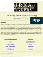 Archaeology Viking Shield From Archaeology