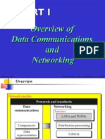 PART I Overview of Data Communications and Networking