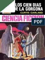 Garland, Curtis - LA CONQUISTA DEL ESPACIO 280 - LOS CIEN DÍAS DE LA GORGONA txt.pdf