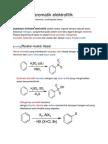 Substitusi aromatik elektrofilik