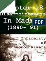 Chapter18 Disappointmentsinmadrid Rizalslifeworksandwritingsofageniuswriterscientistandanationalhero 130217024624 Phpapp01