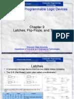 Chapter9-LatchesFlip-FlopsAndTimers