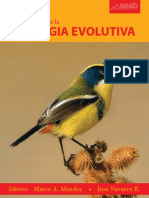 Mendez y Navarro 2014 Introduccion a La Biologia Evolutiva