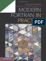 2012 Modern Fortran in Practice