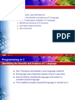 C Programming Session 01