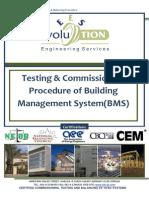 BMS Method Statement