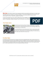 Motorcycle Practice Guide